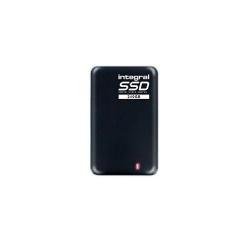 SSD Portabil Integral 240GB, USB3.0, Black