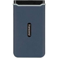SSD portabil Transcend ESD370C, 250GB, USB-C, Blue