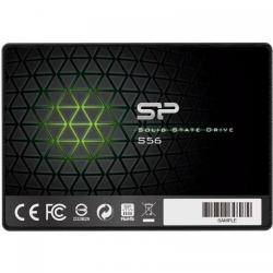 SSD Silicon Power Slim S56 Series 120GB, SATA3, 2.5inch