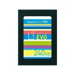 SSD TeamGroup L3 EVO 240GB, SATA3, 2.5inch
