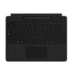 Stand Microsoft Surface Pro X Signature pentru tableta de 12.3inch cu tastatura, Black