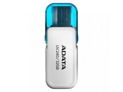 Stick memorie ADATA UV240 32GB, USB 2.0, White