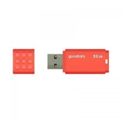 Stick memorie Goodram UME3, 32GB, USB 3.0, Orange