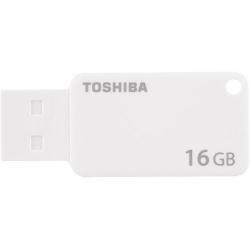 Stick Memorie Toshiba Akatsuki 16GB, USB 3.0, White