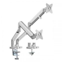 Suport monitor Logilink BP0088, 17-32inch, Silver