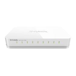 Switch D-Link GO-SW-8G, 8x port