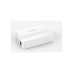 Switch Hikvision DS-3E0105D-E, 5 Porturi