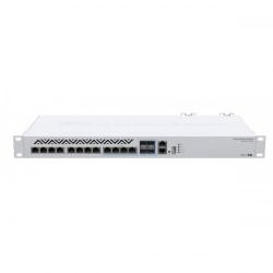 Switch MikroTik CRS312-4C+8XG-RM, 12porturi