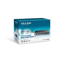 Switch TP-Link TL-SG108E 8 porturi