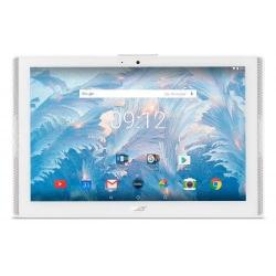 Tableta Acer Iconia B3-A40, MediaTek Cortex A35 MT8167 Quad-core, 10.1inch, 16GB, Wi-Fi, BT, GPS, Android 7.0, White