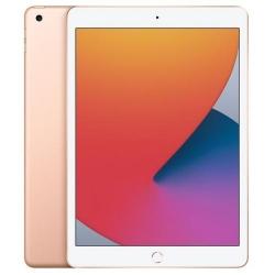 Tableta Apple iPad (2020), Bionic A12, 10.2inch, 32GB, Wi-Fi, Bt, 4G LTE, Gold