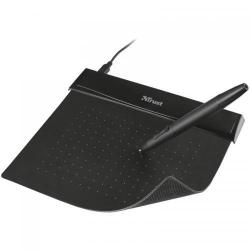 Tableta grafica Trust Flex Design, 5.5inch, Black