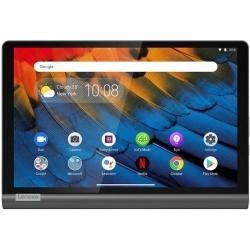 Tableta Lenovo Yoga Smart Tab YT-X705L, Snapdragon 439 Octa Core, 10.1inch, 32GB, Wi-Fi, BT, 4G, Android Pie, Iron Grey