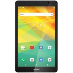 Tableta Prestigio Node A8, Quad Core 1.3GHz, 8 inch, 32GB, Wi-Fi, BT, 3G, Android 10 go, Slate Grey