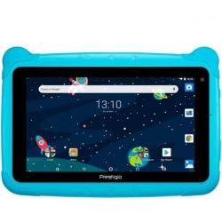 Tableta Prestigio Smartkids, ARM Rockchip RK3126C, 7inch, 16GB, Wi-Fi, BT, Android 8.1, Blue