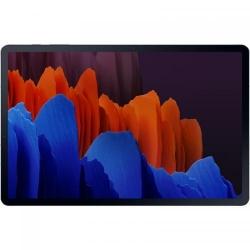 Tableta Samsung Galaxy Tab S7 Plus, Snapdragon 865+ Octa Core, 12.4 inch, 128GB, Wi-Fi, Bt, 5G, Android 10, Mystic Black