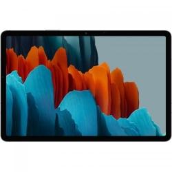 Tableta Samsung Galaxy Tab S7, Snapdragon 865+ Octa Core, 11 inch, 128GB, Wi-Fi, Bt, Android 10, Mystic Black