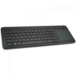 Tastatura Wireless Microsoft All-in-One Media, USB, Black