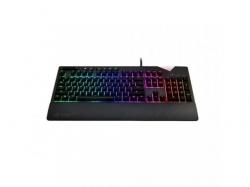 Tastatura Asus XA01 ROG STRIX FLARE CHERRY RGB, USB, Steel Gray