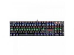 Tastatura Redragon Rudra, RGB, USB, Black