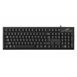 Tastatura Genius KB-100, USB, Black