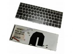 TASTATURA NOTEBOOK HP 5330 US SILVER FRAME BLACK BACK