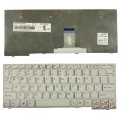 Tastatura Notebook Lenovo IdeaPad S10-3 US, White Frame, White 6101230