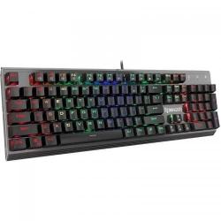 Tastatura Redragon Pratyusa RGB, USB, Gunmetal