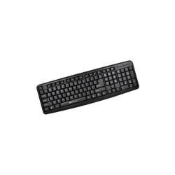 Tastatura Serioux SRXK-9400USB, USB, Black
