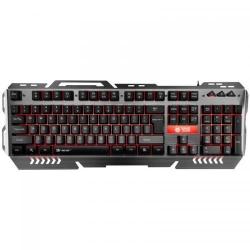 Tastatura Tracer TTTRINGOT, RGB, USB, Black