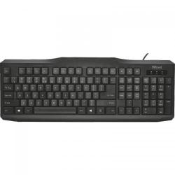 Tastatura Trust Classicline, USB, Black