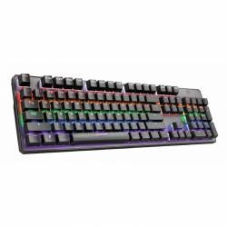 Tastatura Trust GXT 865 Asta RGB Mechanica, USB, Black