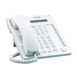 Telefon analogic Panasonic KX-AT7730NE, White