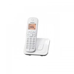 Telefon Fix Panasonic Dect KX-TGC210FXW, white
