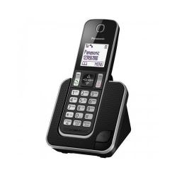 Telefon Fix Panasonic Dect KX-TGD310FXB, black