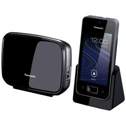 Telefon Fix Panasonic Dect Premium KX-PRX150FXB, Android 4.0.4