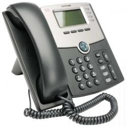 Telefon IP Cisco SPA501G 8-Line IP, PoE