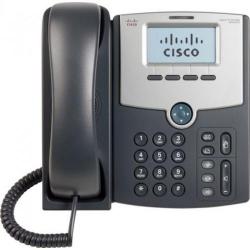 Telefon IP Cisco SPA512G with Display, PoE and Gigabit PC Port
