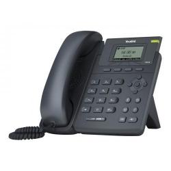 Telefon IP Yealink SIP-T19P E2, 2 Conturi SIP, PoE, Classic Grey