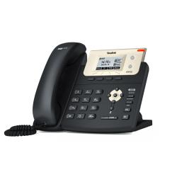 Telefon IP Yealink SIP-T21P E2, 2 Conturi SIP, PoE, Black