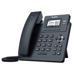 Telefon IP Yealink SIP-T31, 2 Conturi SIP, PoE, Classic Grey