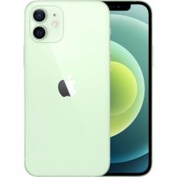 Telefon Mobil Apple iPhone 12, Dual SIM, 128GB, 4GB RAM, 5G, Green