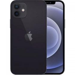 Telefon Mobil Apple iPhone 12 Mini, Dual SIM, 128GB, 4GB RAM, 5G, Black