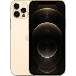 Telefon Mobil Apple iPhone 12 Pro, Dual SIM, 256GB, 6GB RAM, 5G, Gold