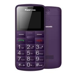 Telefon Mobil Panasonic KX-TU110 Dual SIM, 2G, Purple