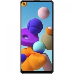 Telefon Mobil Samsung Galaxy A21S (2020) Dual SIM, 32GB, 4G, Prism Crush Black