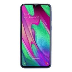 Telefon Mobil Samsung Galaxy A40 Dual SIM, 64GB, 4G, Blue