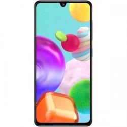 Telefon Mobil Samsung Galaxy A41 Dual SIM, 64GB, 4G, Prism Crush White