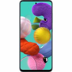 Telefon mobil Samsung Galaxy A51 (2020), Dual SIM, 128GB, 4G, Prism Crush Blue