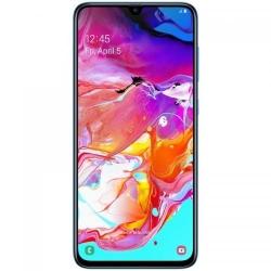 Telefon Mobil Samsung Galaxy A70 (2019) Dual SIM, 128GB, 4G, Blue